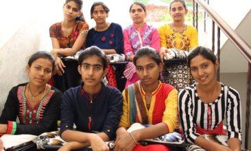 Girls graduating in July